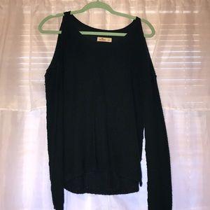 Dark Teal Sweater